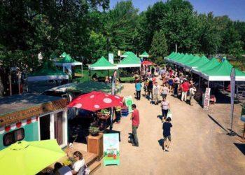 Marché Desjardins Moulinois - Public markets