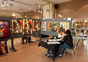 Painting Festival in Mascouche