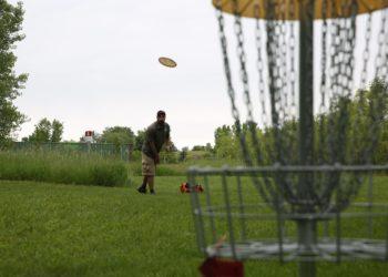 Défi disc golf