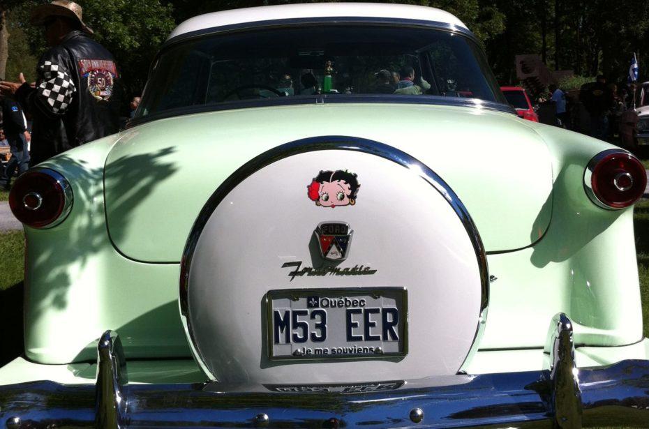 Vintage Car show - Tourisme des Moulins