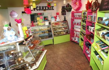 Cupcakerie Chocolat Show