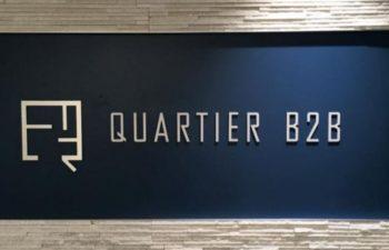 Quartier B2B inc.– Location de salles