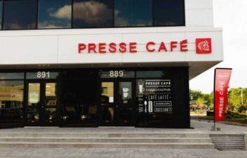 Presse Café Terrebonne