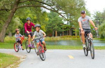 Réseau cyclable urbain – Mascouche
