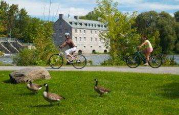 Réseau cyclable urbain – Terrebonne