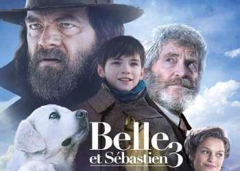 Cinéma en plein air à Mascouche : Belle et Sébastien 3, le dernier chapitre