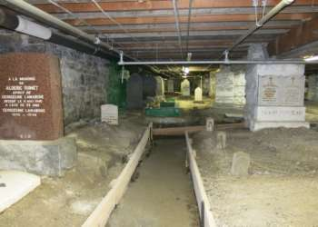 Six pieds sous terre - Guided tour