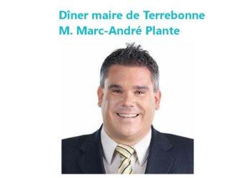 Dîner du maire de Terrebonne