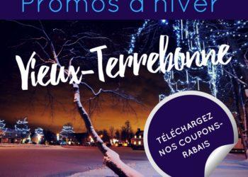 Promos d'hiver Vieux-Terrebonne