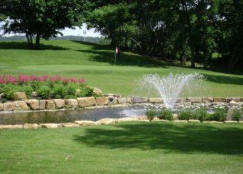 Parcours de golf gratuit