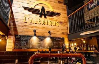 L'Albatros, Brasserie artisanale