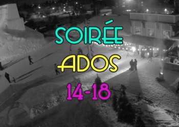 Soirée Ados 14-18 au GPAT
