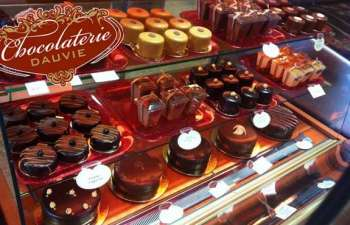 Chocolaterie Dauvie