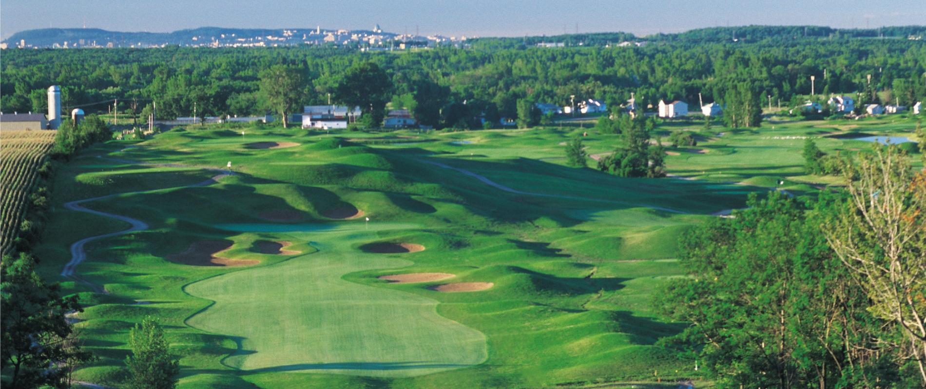 golf versant