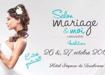 Salon Mariage & Moi Lanaudière