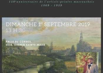 Conférence et animation :  Georges Delfosse, sa vie, son oeuvre