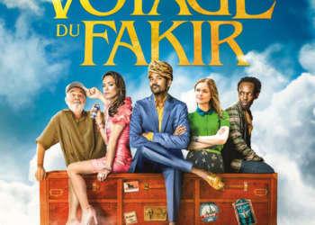 Cinéma en plein air : L'extraordinaire voyage du Fakir de Ken Scott