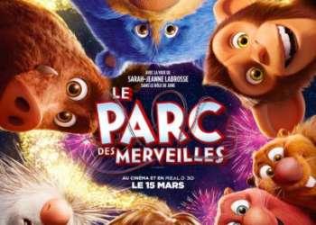 Cinéma en plein air à Terrebonne : Le parc des merveilles
