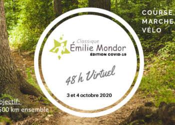 Le 48h Virtuel de la Classique Émilie-Mondor