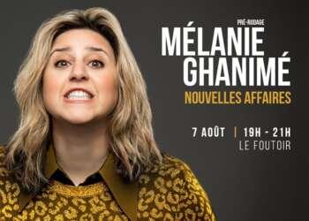 Mélanie Ghanimé | Nouvelles affaires