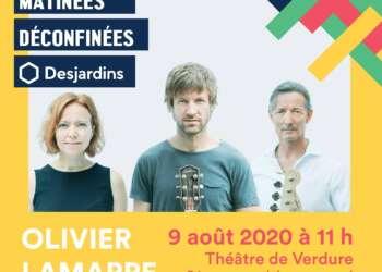 Matinées musicales déconfinées à l'Île-des-Moulins