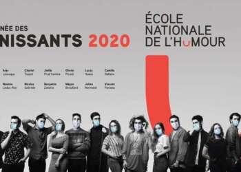 La Tournée des Finissants 2020 de l'École nationale de l'humour